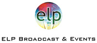 ELP Broadcast & Events Logo